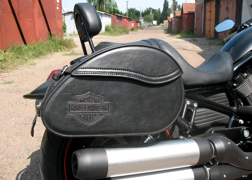 Как сделать кофры для мотоцикла