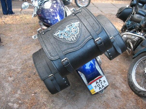 Кофра своими руками для мотоцикла